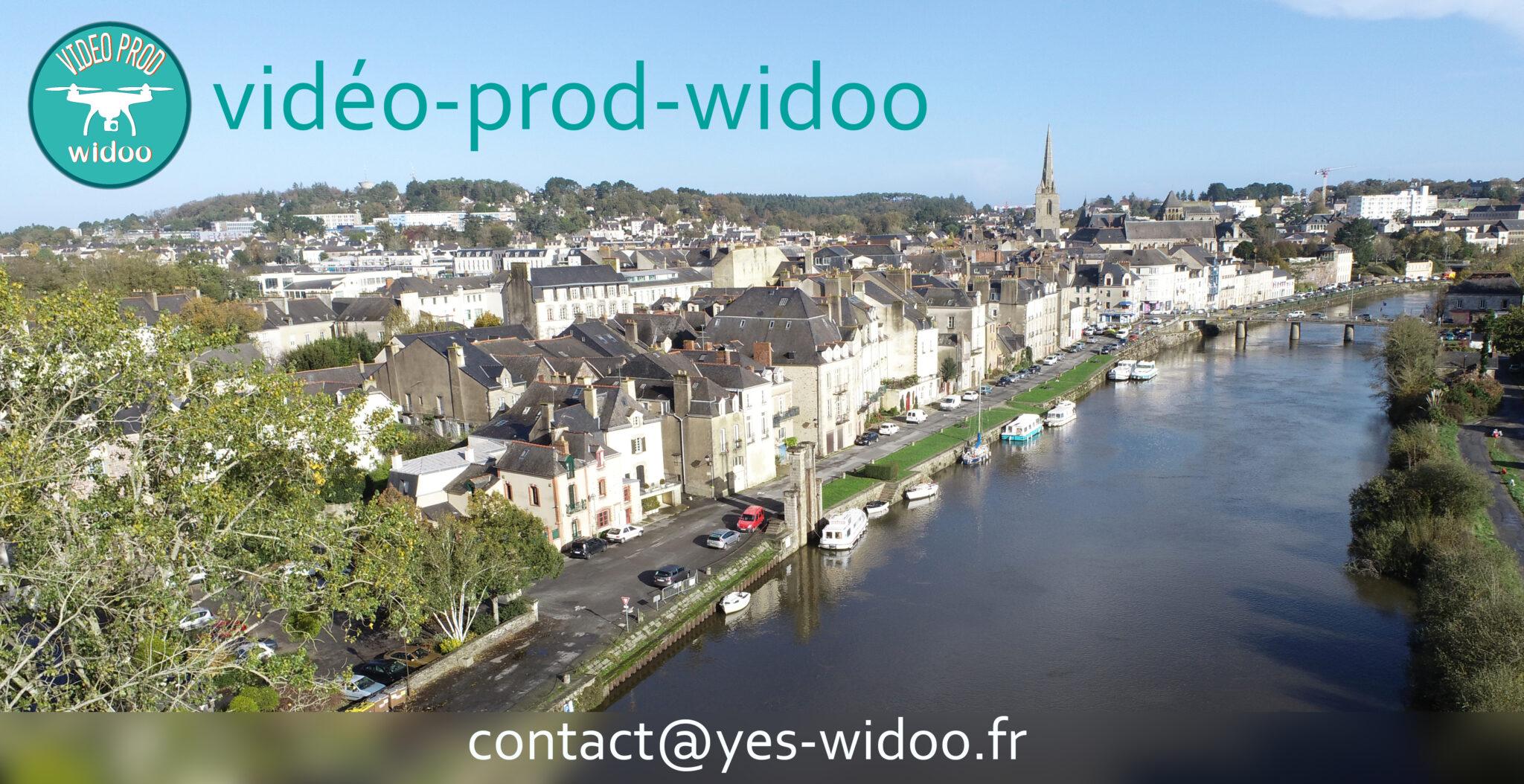 vidéo photo drone REDON